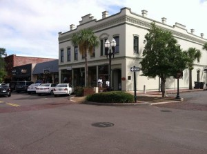 First National Bank of Fernandina as it looks today