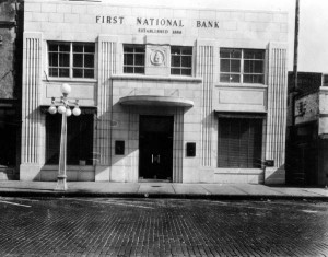 First National Bank of Gainesville